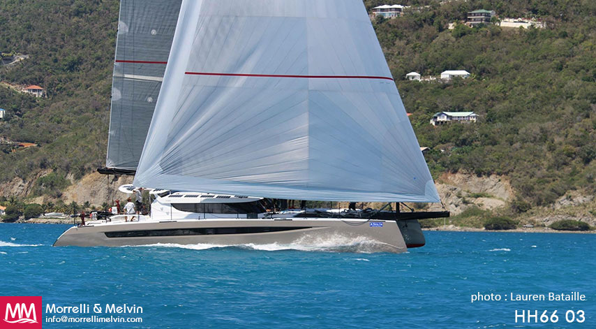 Morrelli & Melvin Yacht Brokerage – luxury sail and power, multihull