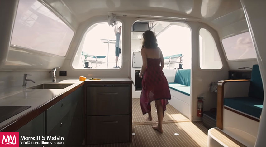 Morrelli & Melvin Yacht Brokerage – luxury sail and power